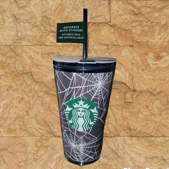 Starbucks Glow in the dark Halloween
